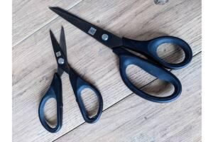 Ножницы канцелярские Xiaomi Huohou с титановым покрытием (набор 2 шт.)
