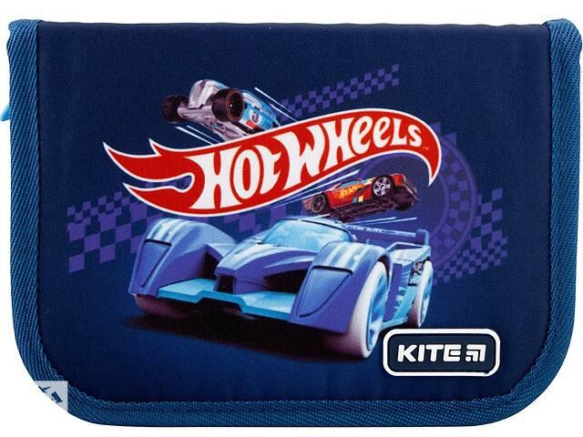 бу Пенал Kite Education Hot Wheels синий в Киеве
