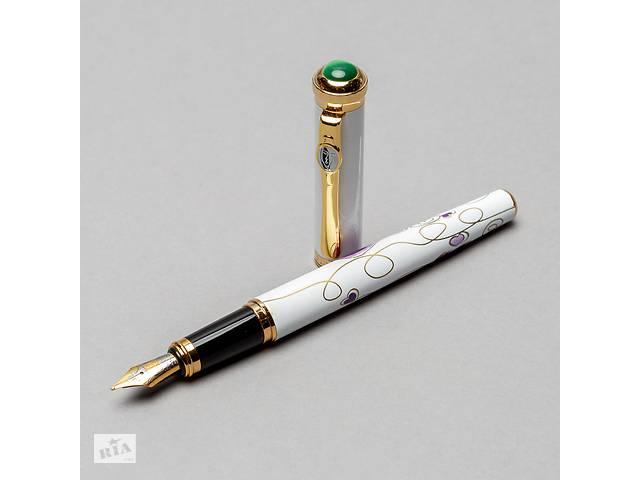 купить бу Перьевая ручка Picasso 958-F-WH 138 мм белая в Одессе