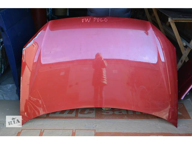 купить бу  Капот для Volkswagen Polo 2005-2009 в Ровно