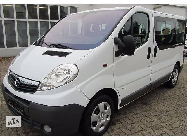 купить бу Капот Renault Trafic Рено Трафик Opel Vivaro Опель Виваро Nissan Primastar 1.9Dci, 2.0Dci, 2.5Dci в Трускавце