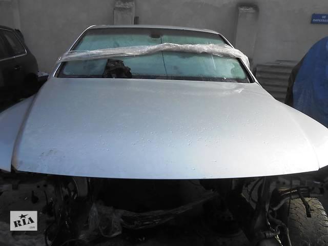 бу Капот Volkswagen Touareg ФольксВаген Туарег 2003-2006г. в Ровно