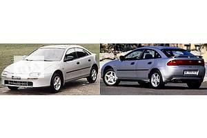 Новые Капоты Mazda 323