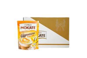 Капучино Mokate Сaffetteria Cappuccino Vanilla, 110г*10 уп.