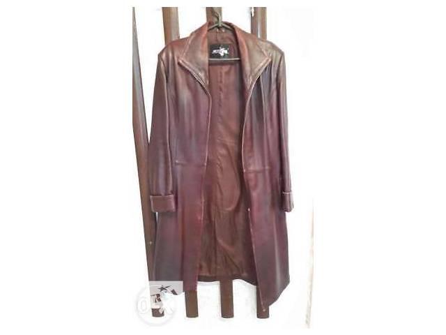 купить бу Кардиган кожаный в Харькове
