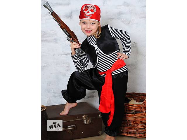 карнавальный костюм Пират- объявление о продаже  в Житомире