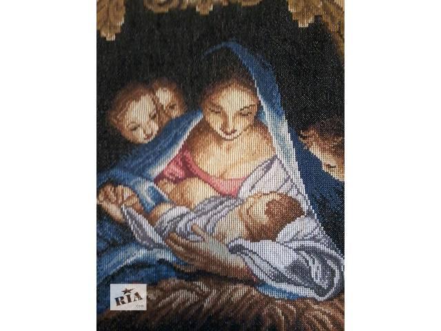 продам Картина вышита крестиком,ручной работы. бу в Хмельницком