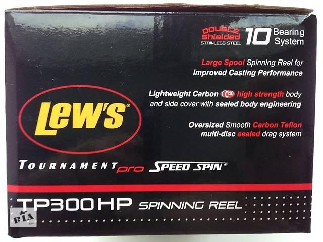 бу Катушка Lew's Tournament Pro TP300HP  в Борисполе