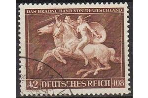 1941 - Рейх - Скачки в Мюнхене Mi.780 _6,50 EU