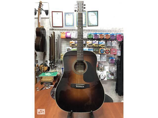 продам (4570) Гітара Акустична Sigma DR-1 ST SB як Нова бу в Киеве