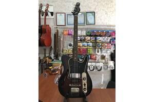 (5261) Бас Гитара Jolana Iris Bass Винтажная Идеальное Состояние
