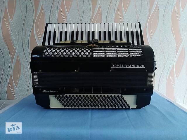Акордеон Royal Standard (Weltmeister) Montana 120 Bass 585- объявление о продаже  в Кропивницком (Кировоград)