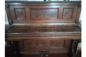Антикварное немецкое пианино Julius Feurich