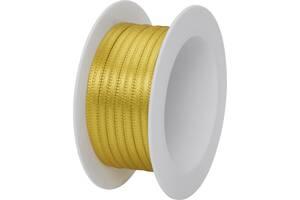 Атласная лента Stewo 3 мм х 5 м Золотистый (2583410080)