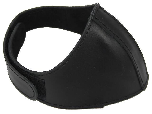 бу Автопятка кожаная для женской обуви чёрная 608835 в Киеве
