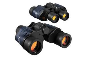 Бінокль для спостереження з рук Bushnell Night Quality 60X60 з чохол