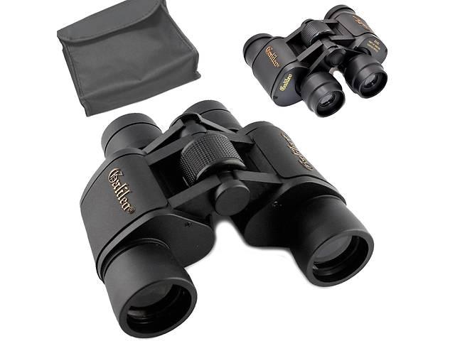 продам Бинокль компактный оптический для наблюдения с чехлом Galileo W7 8X40 бу в Одессе