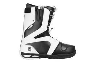Черевики для сноуборду Nitro Venture TLS 31.5 Black-White (848274_13SD-95)