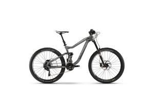 """Двухподвесный горный велосипед Haibike Q.EN 7.10 27.5"""", 160 мм, рама 43 см 2016"""