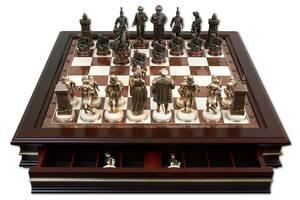 Ексклюзивные коллекционные шахматы