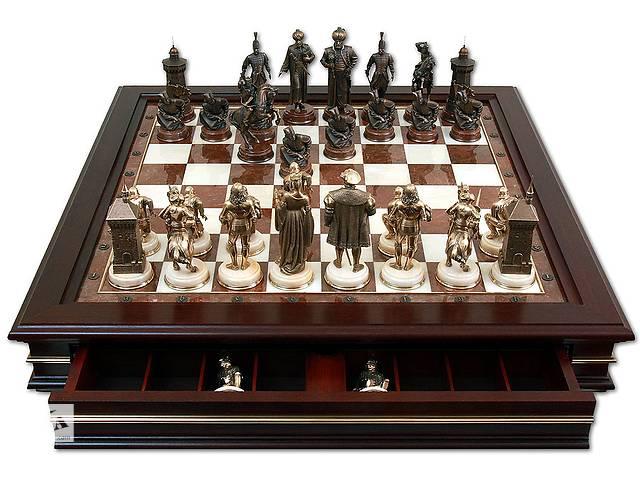 бу Ексклюзивные коллекционные шахматы в Киеве