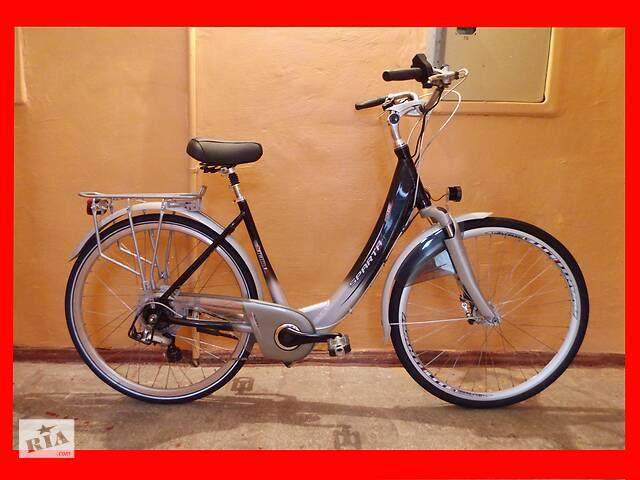 """купить бу Электро-велосипед електро-велосипед 28"""" 36 вольт. Как Новый! в Полтаве"""