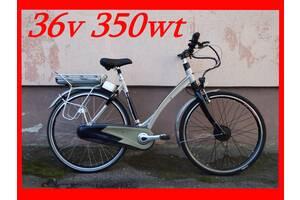 Електровелосипед електровелосипед 36v 35 км/год планетарка Новий!