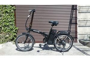 Електровелосипед складной BONITA  36v 250w 20 колеса; з ручкою газу.
