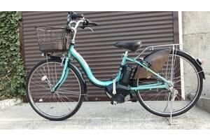 """Электровелосипед BRIDGESTONE Assista DX 26"""" из Японии"""