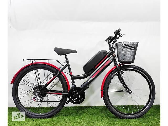 Электровелосипед MUSTANG Капсула Новый Качество от Производителя- объявление о продаже  в Сумах