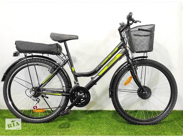 продам Электровелосипед Универсальный MUSTANG li ion Новый Качественный бу в Сумах