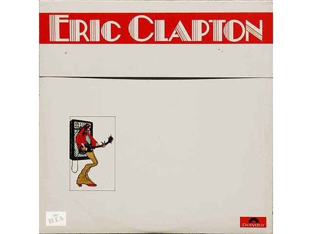 "продам Eric Clapton  ""At His Best"" - 1972 - 2 LP бу в Киеве"