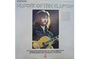 "Eric Clapton  ""History Of Eric Clapton"" - 1972 - 2 LP"