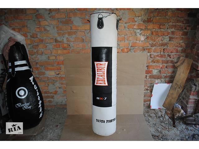 купить бу Exalibur груша большая мешок для бокса маникен в Полтаве