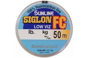 Флюорокарбон Sunline SIG-FC 50м 0.445мм 12кг поводковый (1658.01.46)