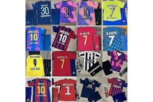 Футбольная форма ПСЖ, Барселона, Ювентус, Реал, Челси, Ливерпуль, Украина, спортивные костюмы и гетры.
