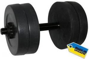 Гантель складальна Newt Rock 10 кг (NE-K-400-010)