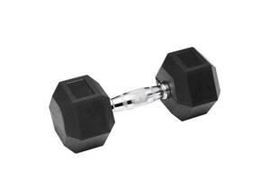 Гантель Spart Обрезиненная 30 кг (DB6101 - 30 кг)
