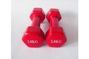 Гантели 2 кг