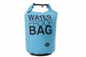 Гермомешок Weatro Waterproor bag 20L Голубой (8-4055-6)