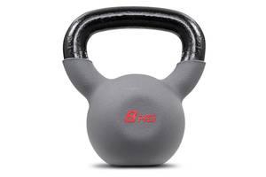 Гиря металлическая Hop-Sport 8 кг HS-I008KB