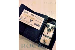 Гитарная педаль эффектов компрессор Kokko compressor для электрогитары бас-гитары