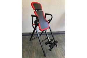 Инверсионный стол  LesunTechGRAVITY Мульти тренажер 6 в 1 36 кг