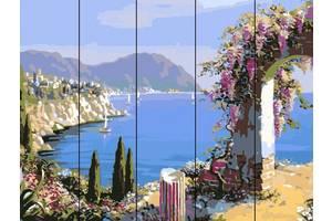 "Картина по номерам на дереве. Rainbow Art ""Цветущая арка"" RA454-RA"