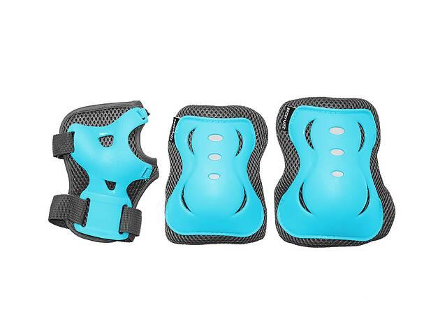 Комплект защитный SportVida SV-KY0008-M Size M Blue/Grey- объявление о продаже   в Украине