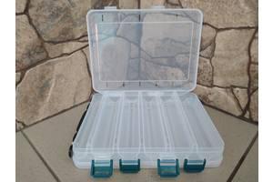 Коробка для снастей двостороння 20*17*4.7 см