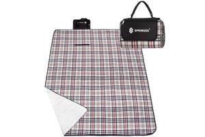 Коврик для пикника и кемпинга складной Springos 180 x 150 см SKL41-277740