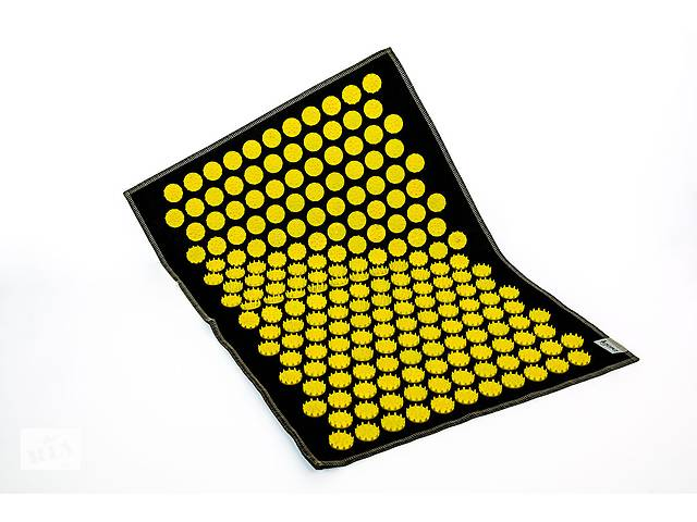 Коврик с аппликатором Кузнецова  AIR 55 х 40 см желтые фишки- объявление о продаже  в Одессе
