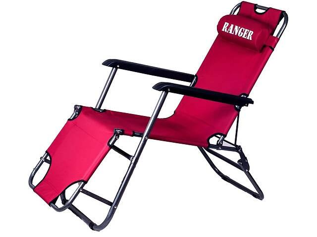 Кресло-шезлонг складное Ranger Comfort 3 (RA 3304)- объявление о продаже  в Полтаве
