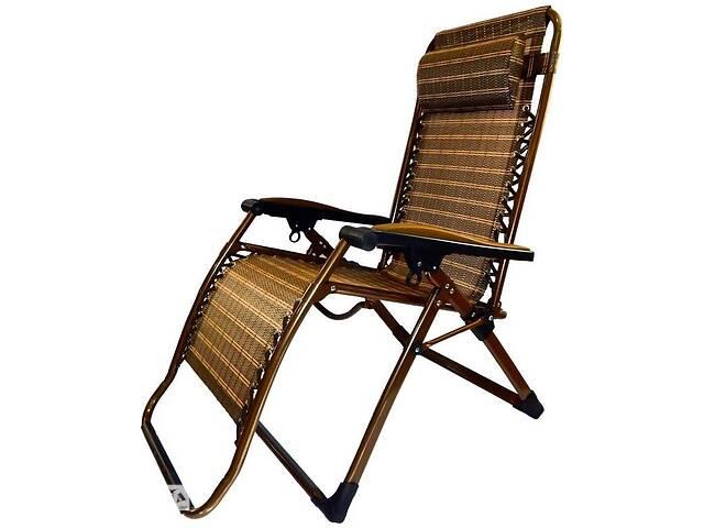 Кресло-шезлонг складное Ranger Comfort 5 (RA 3306)- объявление о продаже  в Полтаве